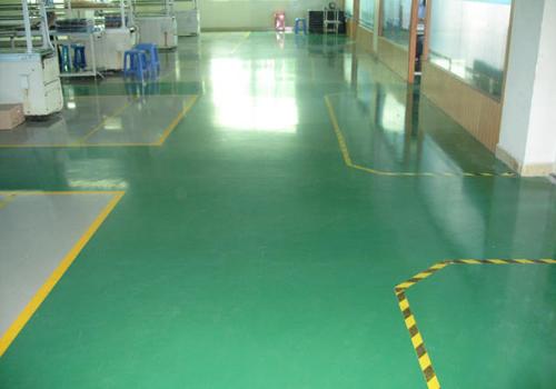 AG-02 普通型环氧薄涂地坪涂装